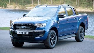 2019 Ford Ranger Wildtrak X (EU Spec)