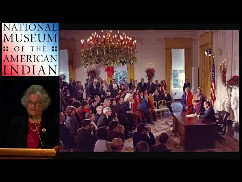 Nixon and the American Indian: The Movement to Self-Determination