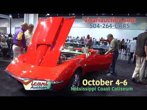 Info - Vicari's Biloxi, MS 2018 Auction - Oct 4th to 6th, 2018 - Cruisin the Coast -2