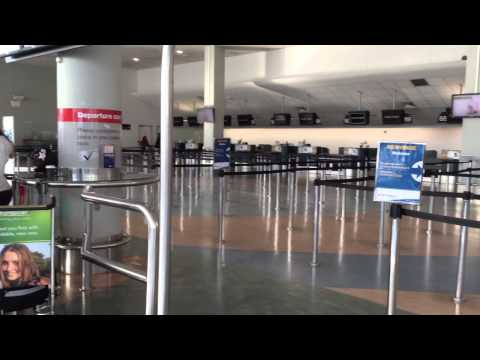 Auckland International Airport | Check-In Area E