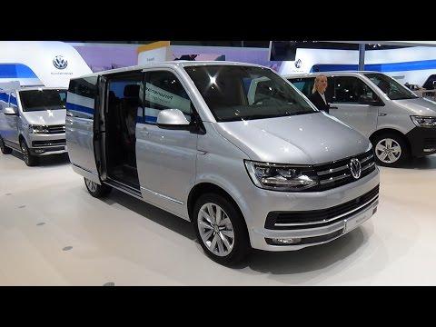 2017 Volkswagen Multivan - Exterior and Interior - IAA Hannover 2016