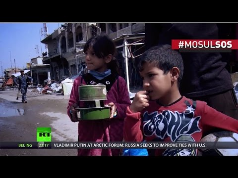 'Wherever we went, we got bombed': Mosul refugees slam Iraqi & US anti-ISIS offensive (EXCLUSIVE)