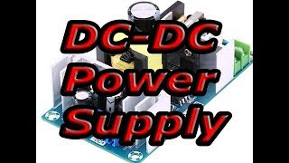 DC DC блок живлення Power Supply