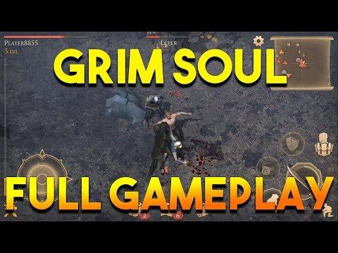 GRIM SOUL: DARK FANTASY SURVIVAL FULL GAMEPLAY