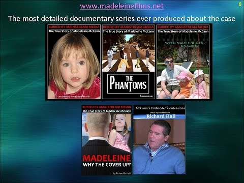 The Mystery of Madeleine McCann - Part 1 of 3