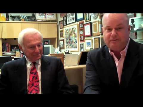 NMPRO #246 - Harvey Mackay Interview 1 of 5