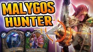 Jepetto, Malygos & Vareesa | Malygos Hunter | Wild Hearthstone Rise of Shadows