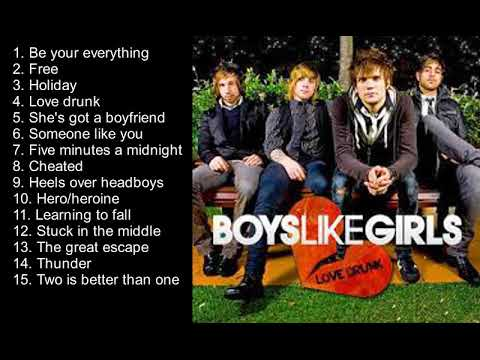 BOYS LIKE GIRLS GREATEST HITS COLLECTION 2019 Mp3