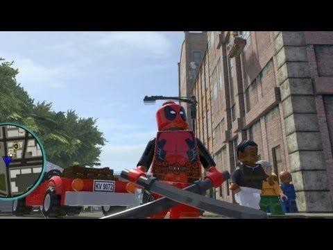 lego marvel super heroes ps4 deadpool free roam