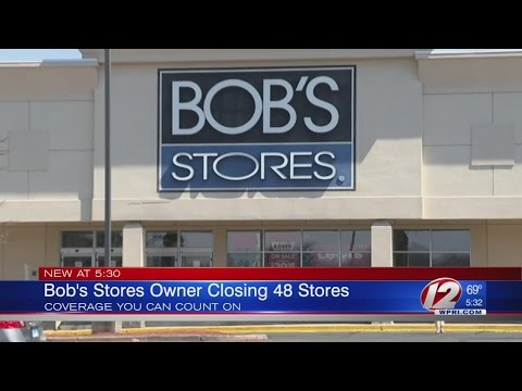 Bob's Stores, Eastern Mountain Sports Closing 48 Locations