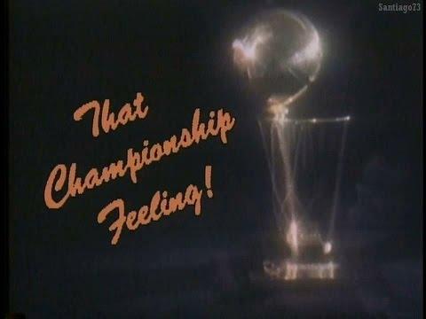 Philadelphia 76ers 1983 - That Championship Feeling