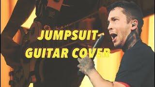 twenty one pilots: Jumpsuit [Rock Guitar Cover] + TAB