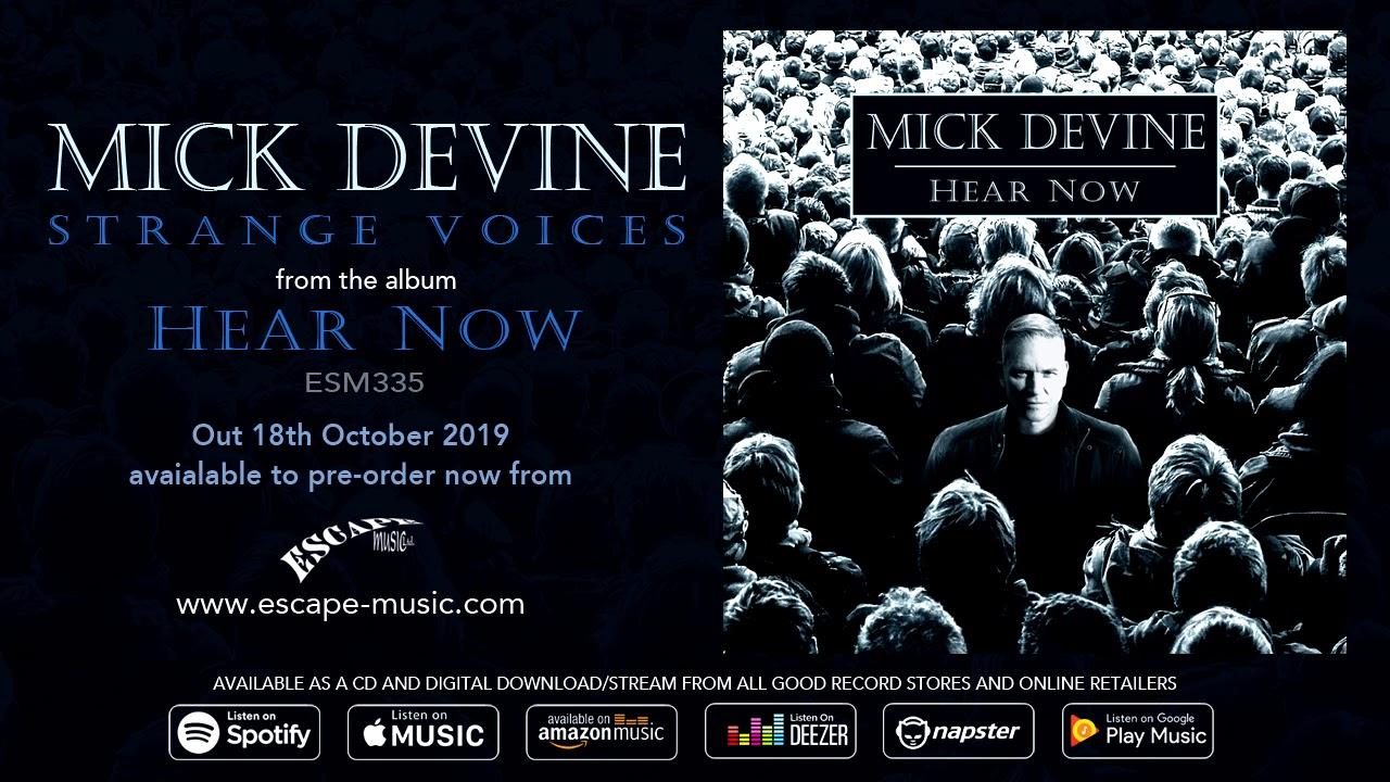 The Website of Escape-Music Ltd