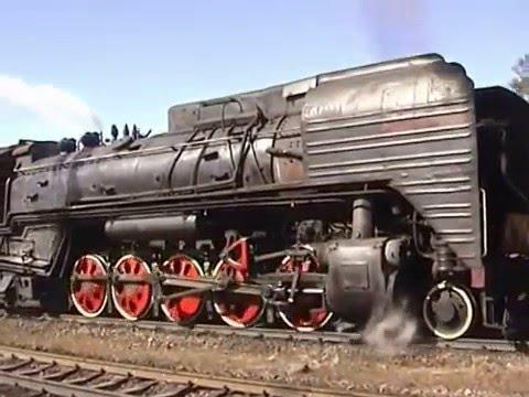 Steam over the Jingpeng Pass - Sept 2004