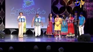 Swarabhishekam Mano,Kalpana Performance Maya Machindra Song 28th September 2014