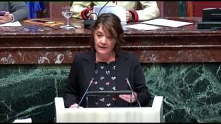María Giménez sobre el cumplimiento de la Directiva Marco Europea del Agua