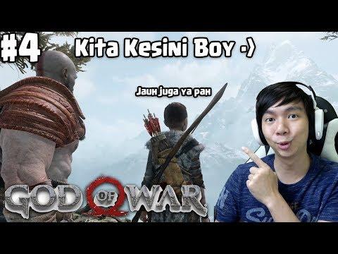Panjang Coi Perjalanan Kita  God Of War  Indonesia  Part 4