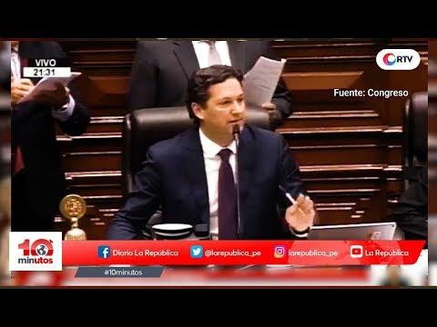 Presidente Vizcarra viajará a la zona de emergencia en el sur por huaicos - 10 minutos Edición Noche