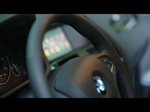 Для автомобилей BMW: мультимедийный интерфейс Gazer