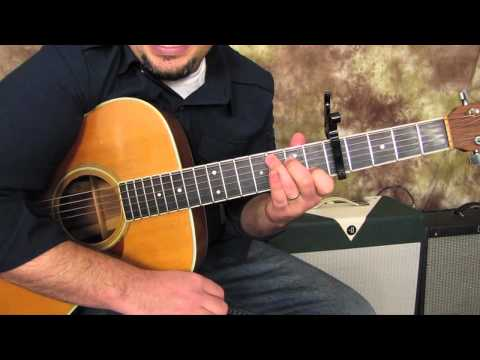 Bruno Mars  Grenade  How to Play on Guitar  Easy Beginner Acoustic Guitar Songs