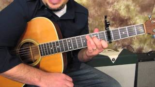 Bruno Mars - Grenade - How to Play on Guitar - Easy Beginner Acoustic Guitar Songs