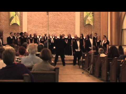 East Carolina University Chamber Singers: Ain't Got Time to Die