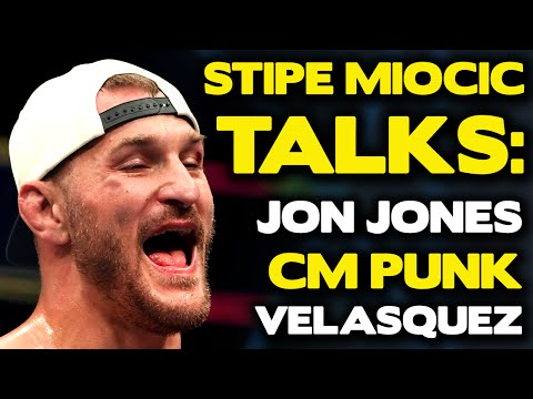 Stipe Miocic Responds To Jon Jones Callout, says he Likes Shutting Doubters Up!
