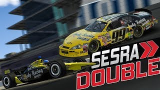 iRacing - SESRA Double Part 1 | Indianapolis 500