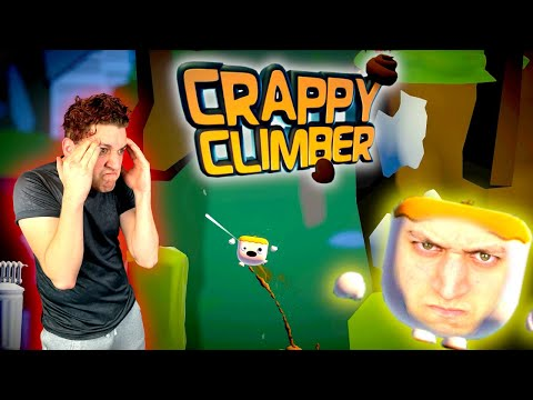 Crappy Climber | THIS GAME IS HILARIOUS! 🤣 |