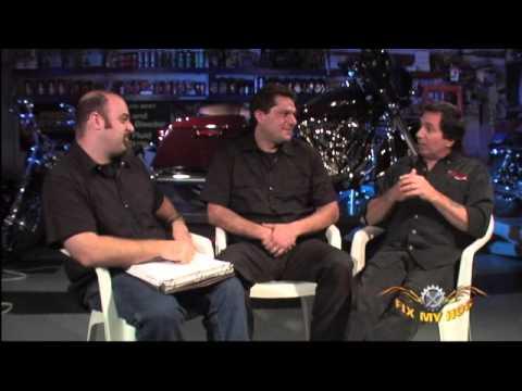 Harley Davidson Maintenance Tips -  Interview w/ Chris Maida from American Iron Magazine