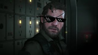 This is how I play Metal Gear Solid V: The Phantom Pain