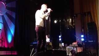 Keane - Watch How You Go @ soundcheck Burlington VT 1.29.13