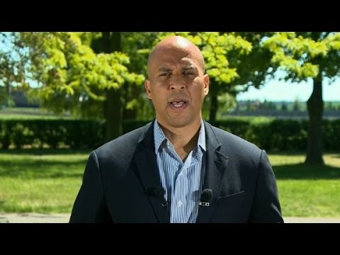 Cory Booker full State of the Union interview