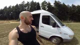 Bydlení na kolech (2. díl) - Elektřina v obytném autě