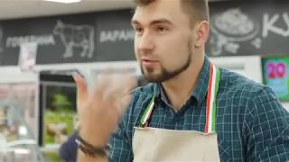 Мастер-класс Итальянской кухни с шеф-поваром Сергеем Кузнецовым в ТЦ ТВОЙ ДОМ