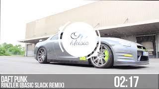 Daft Punk - Rinzler (Basic Slack Remix) /-\ NISSAN GTR R35 JP PERFORMANCE