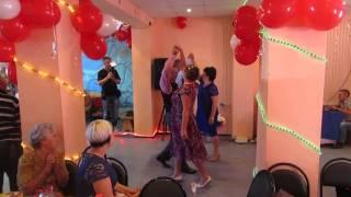 Танец родителей на свадьбе