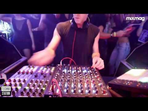 Techno Station - 2016 Top 11 Techno DJ's