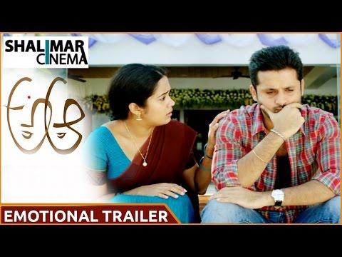 A Aa Emotional Trailer ||  Nithin, Samantha ,Trivikram Srinivas , Mickey J Meyer