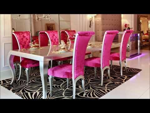 28 Modern Dining Room Designs & Decorating Ideas- Plan n Design