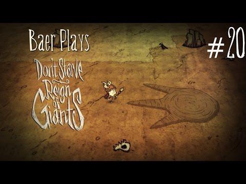 Baer Plays Don't Starve: Reign of Giants (Pt. 20) - Bastard