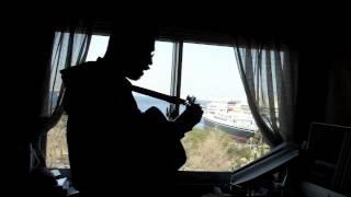 へたくそなギターでシャネルズの「ランナウェイ」を弾き語りました。 19...