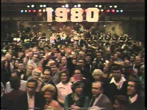 New Years Eve at Times Square - 1979 - 1980!!