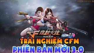 CF Mobile Chuẩn Bị Được Update Lên Phiên Bản 3.0 Cực Đẹp -  Trải Nghiệm Cùng Việt Thắng Gaming