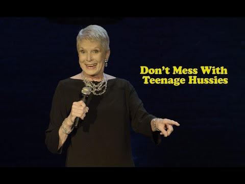 Jeanne Robertson | Don't Mess With Teenage Hussies