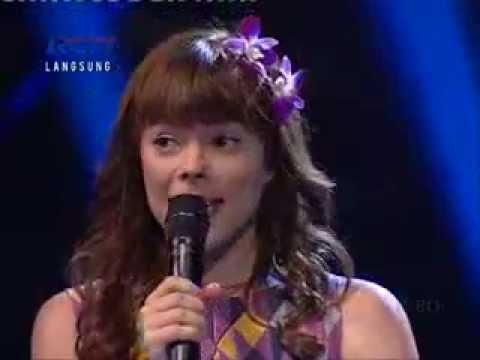 LENKA TROUBLE IS A Friend - X Factor Indonesia