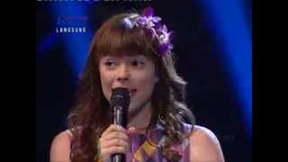 LENKA TROUBLE IS A Friend - X Factor Indonesia