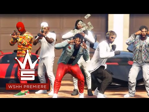 """NLE Choppa """"Step"""" (WSHH Exclusive - Official Music Video)"""