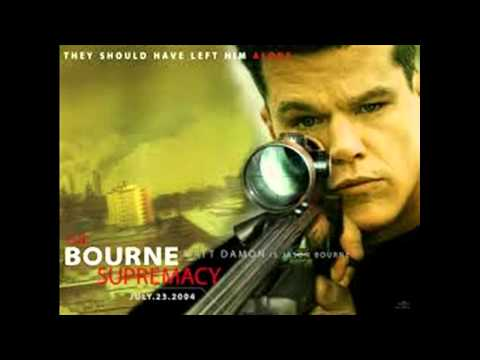 The Bourne Supremacy Full Soundtrack (HD)