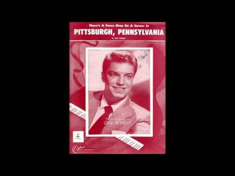 Guy Mitchell - Pittsburgh, Pennsylvania (1952)